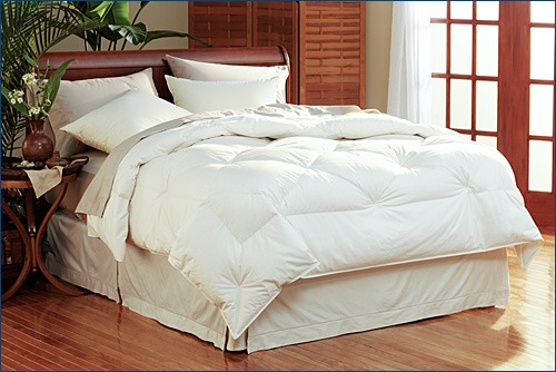 pacific coast grandia classic weight down duvet comforter review