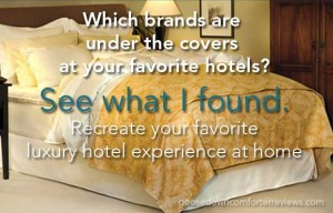 The Best Premium Hotel Down Comforters At Home