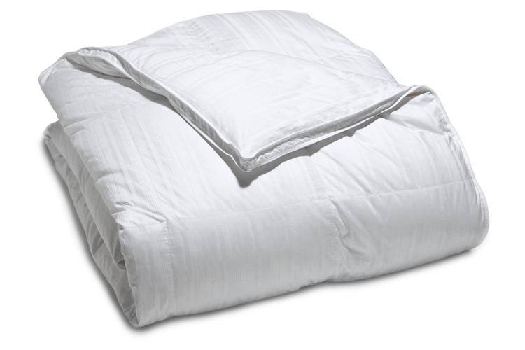 Best Goose Down Comforter For Hot Sleeprs Pinzon Pyrenees Medium Warmth