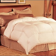 Pacific Coast Ultimate Extra Warmth White Goose Down Comforter