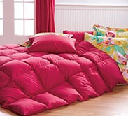 Cuddledown Meribel Synthetic Down Alternative Comforter