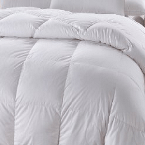 500 Thread Count 750 Fill Power Goose Down Comforter Review
