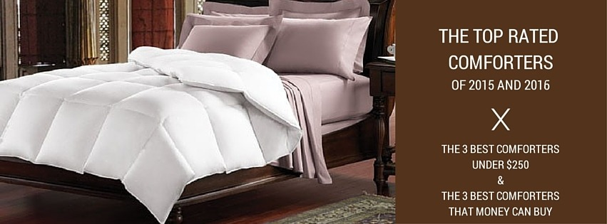 6 best down comforters for your money