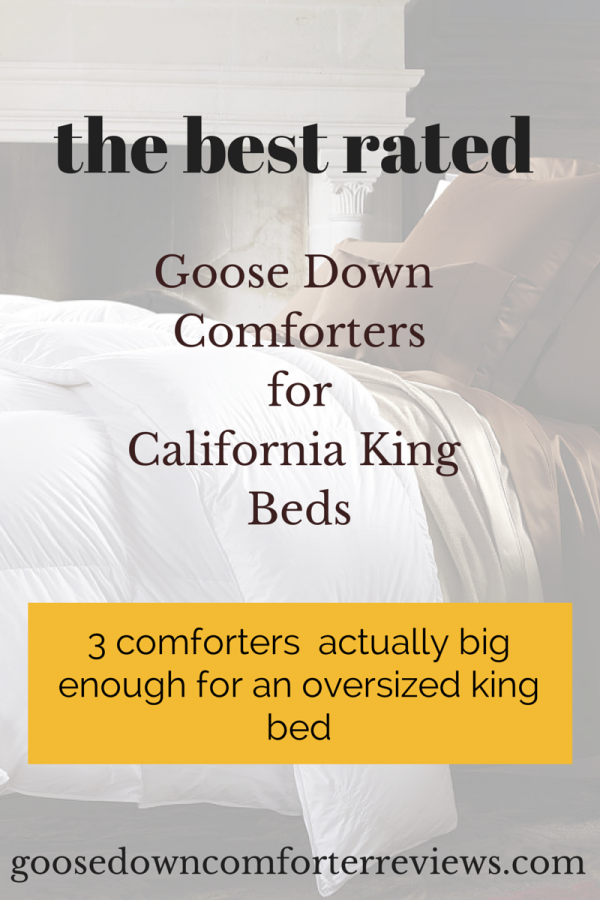 oversized cal king down comforter Top 3 California King Down Comforters – The Best Rated Comforters  oversized cal king down comforter