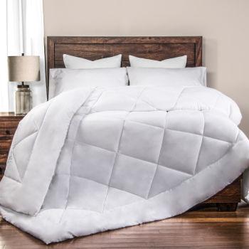 Down Comforter vs Duvet