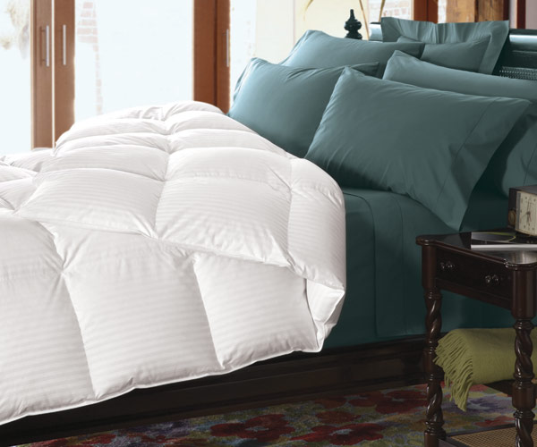 The Pros And Cons Of Down Comforters