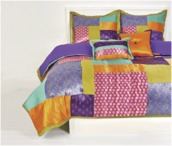 7 Crazy Colored Down Comforters Best Goose Down