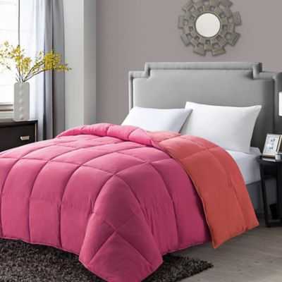 Attractive Colored Goose Down Comforter Not Just White And Black