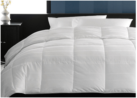 L Bean Comforters Boast The Permabaffle Box System This Basically Means That Comforter Fabric Is Divided Into Boxes Separated By Lines Of