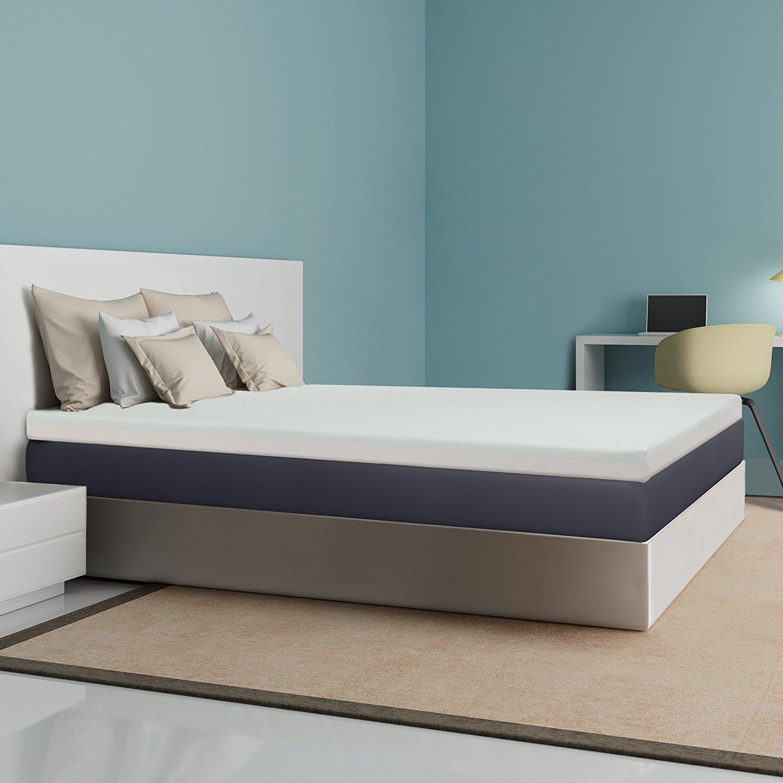 3 best memory foam topper reviews best goose down comforter reviews Top rated memory foam mattress