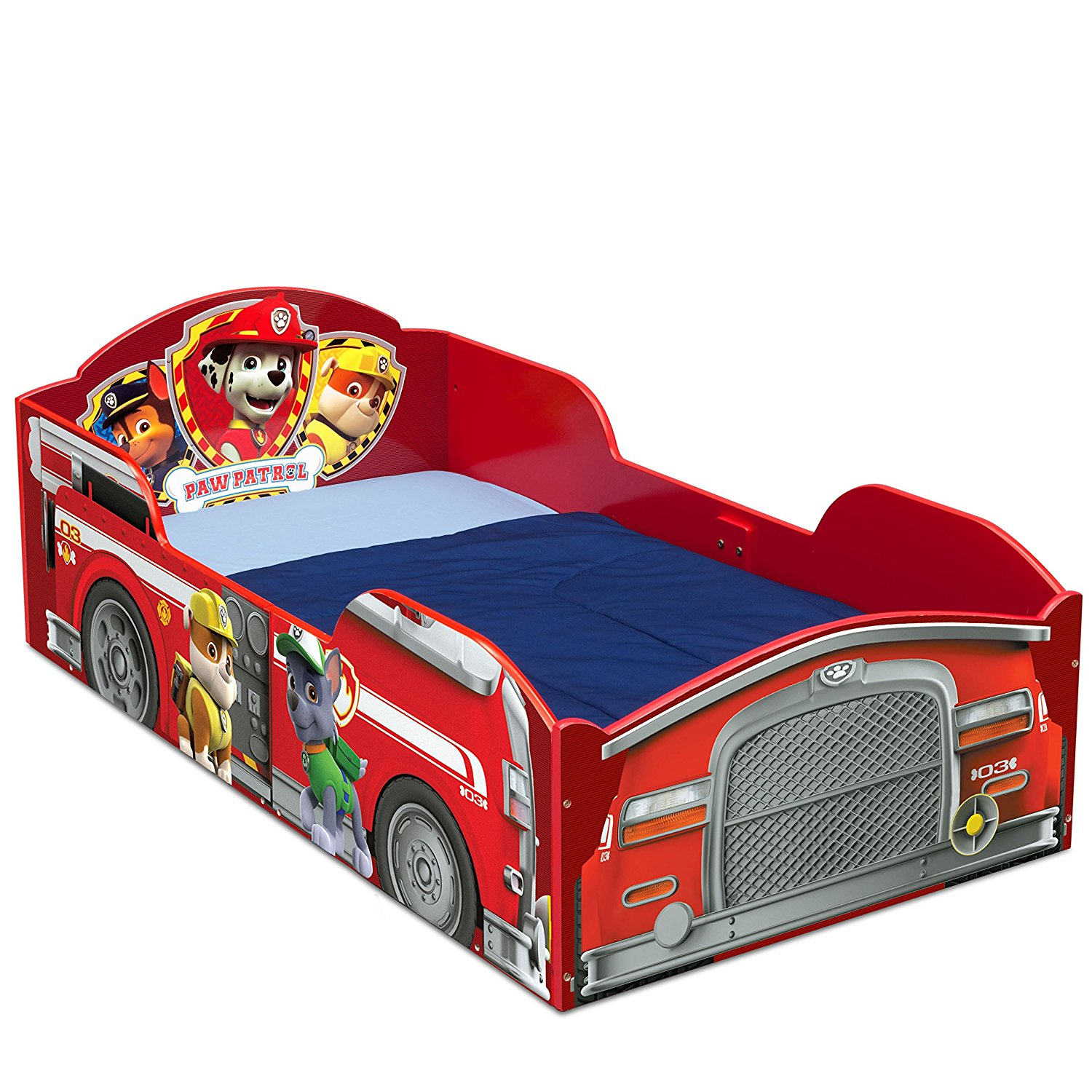 Delta Wood Bed, Nick Jr. Paw Patrol