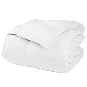 LaCrosse PrimaLoft Medium Comforter Queen White