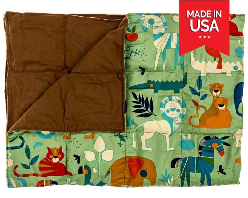 InYard's Premium 5Lbs Weighted Blanket