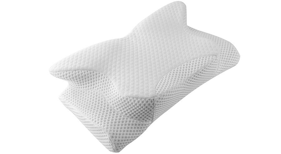 Coisum Cervical Contour Pillow for Neck Support