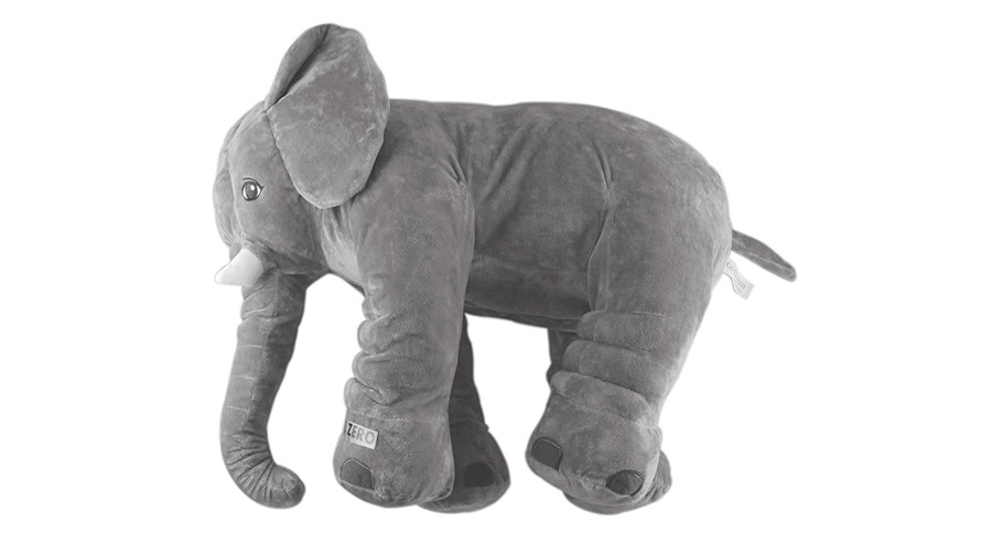 Grifil Zero Elephant Plush Toy