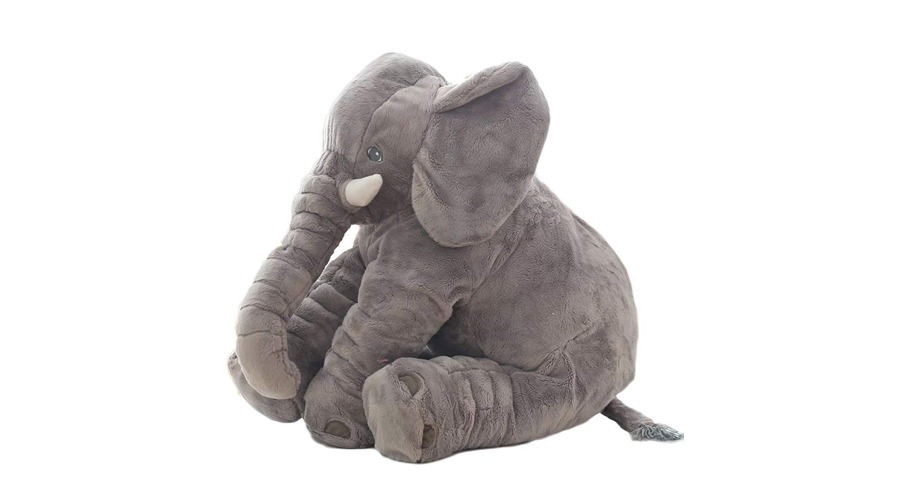 LOVOUS Big Stuffed Elephant Doll