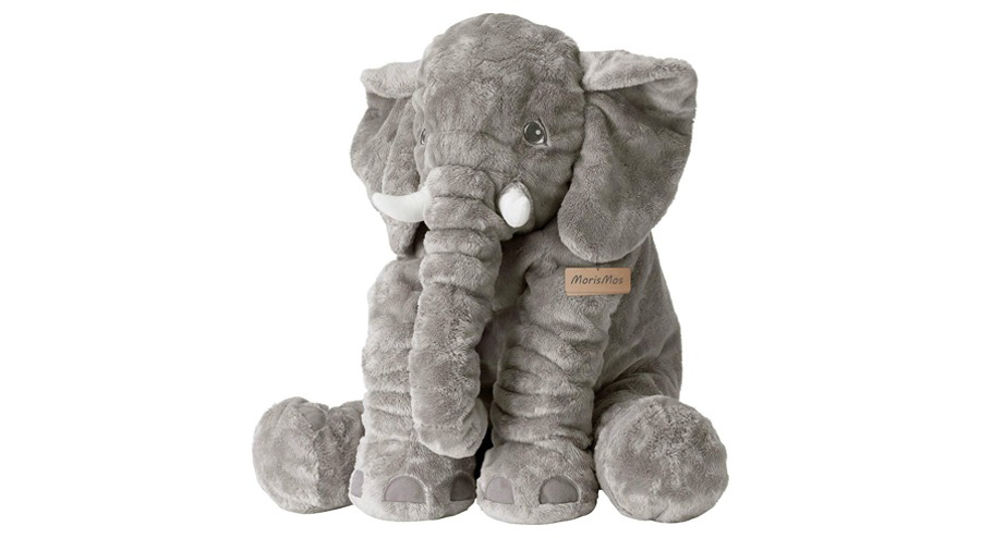 MorisMos Elephant Stuffed Plush Toy